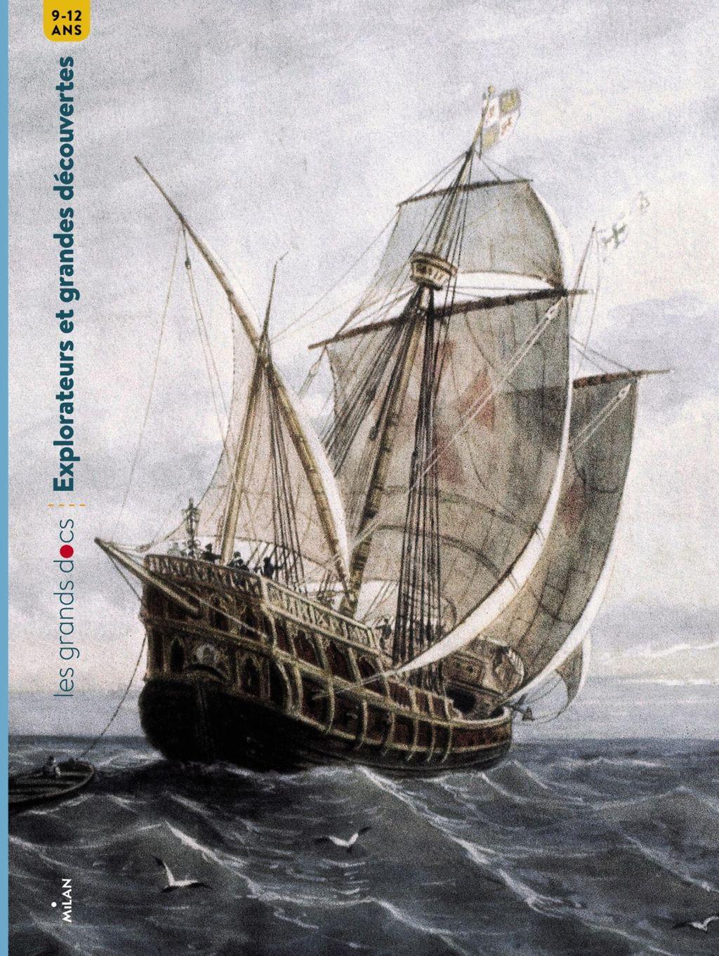 «Les grandes découvertes» cover