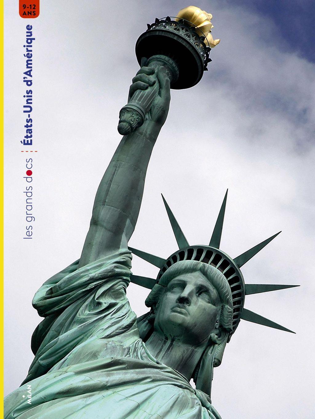 «Les États-Unis» cover