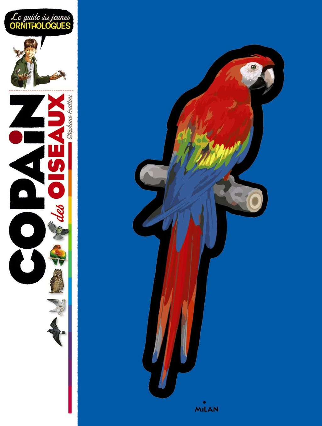 «Copain des oiseaux» cover