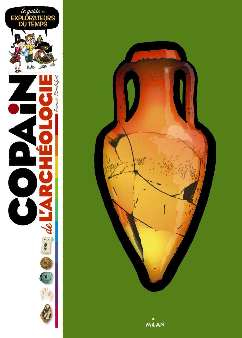 Couverture de «Copain de l'archéologie»