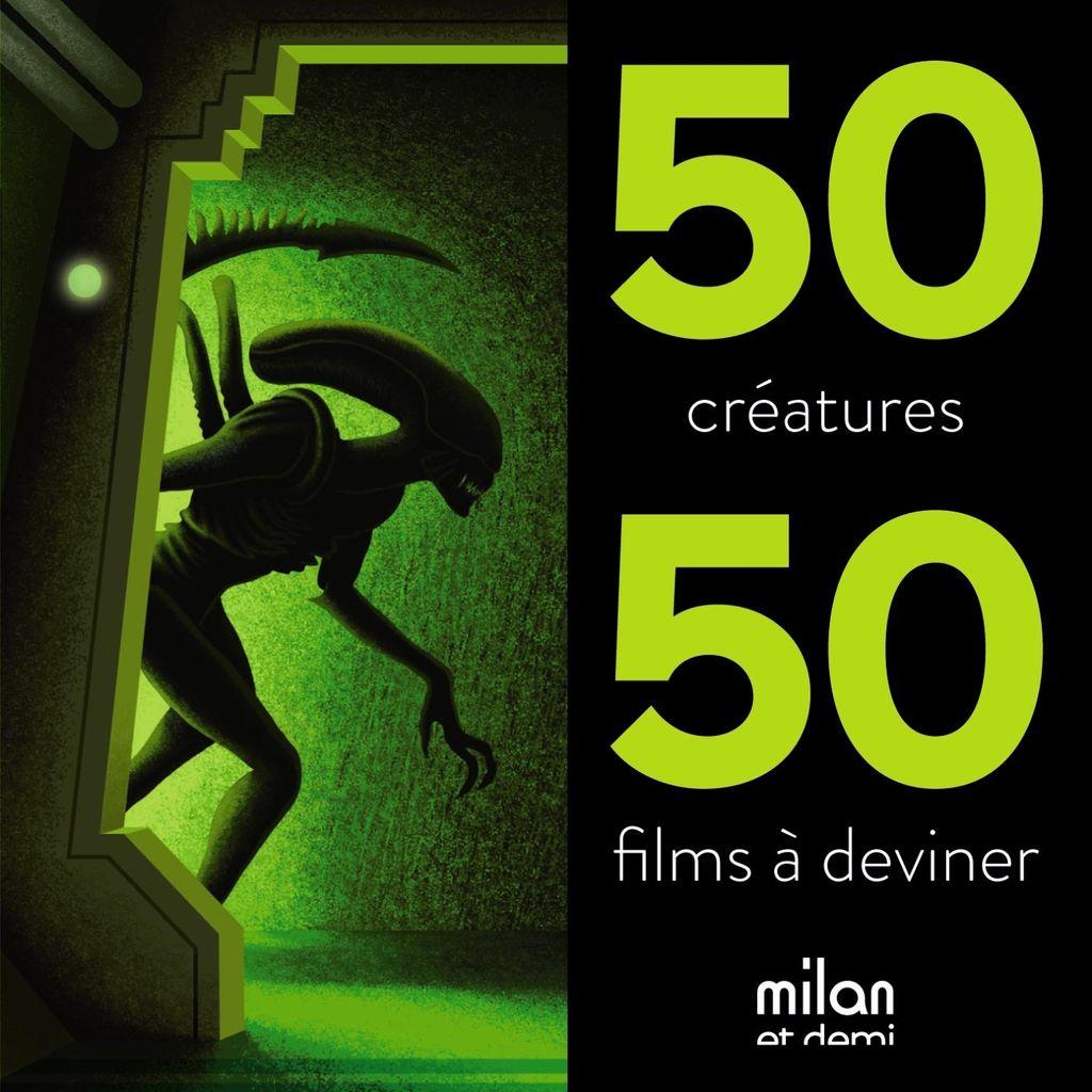 «50 créatures, 50 films» cover