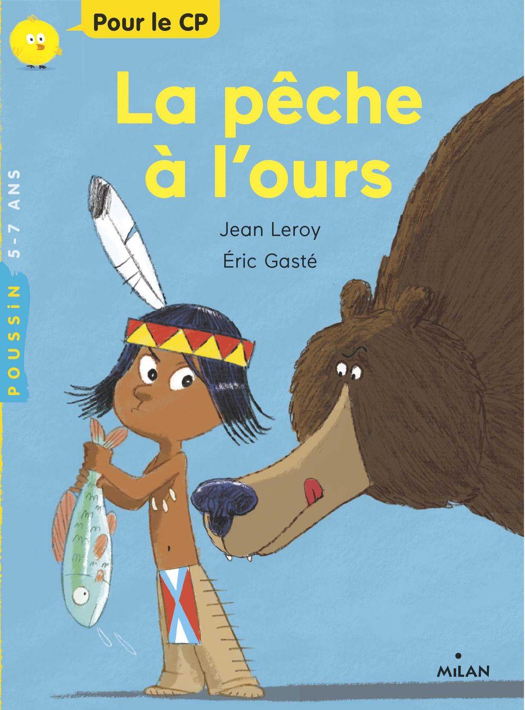 «La pêche à l'ours» cover