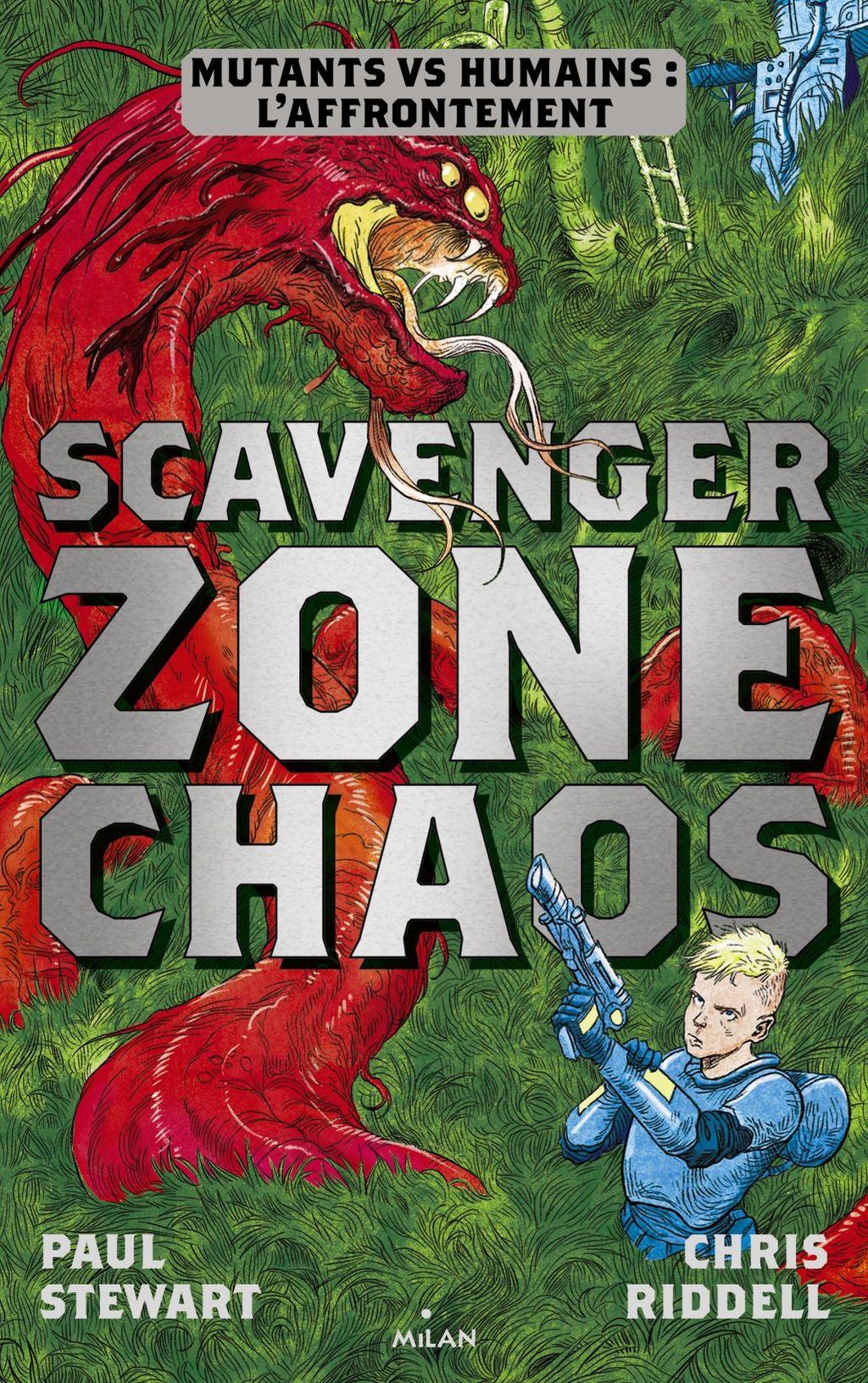 Couverture de «Zone chaos»