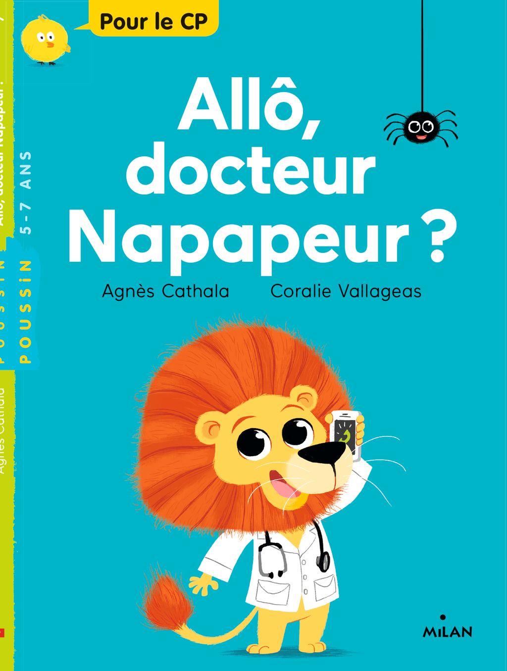 «Allô, docteur Napapeur» cover