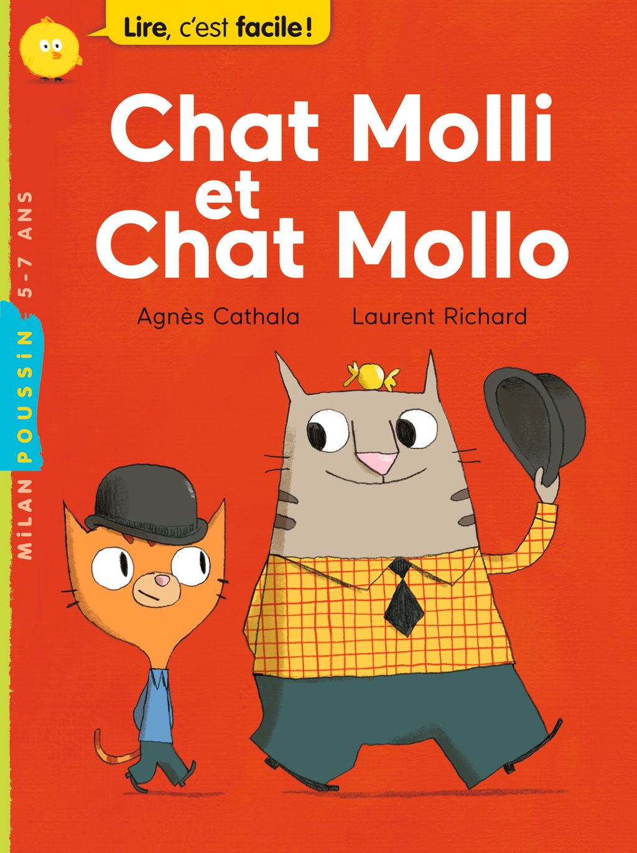 «Chat Molli et Chat Mollo» cover