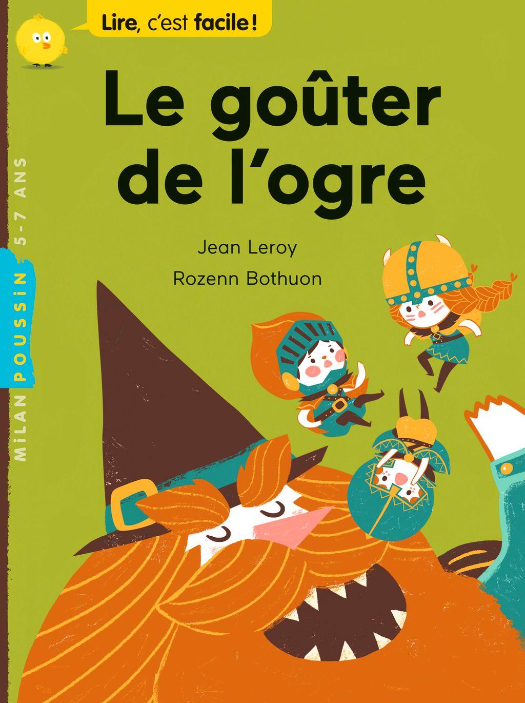 «Le goûter de l'ogre» cover