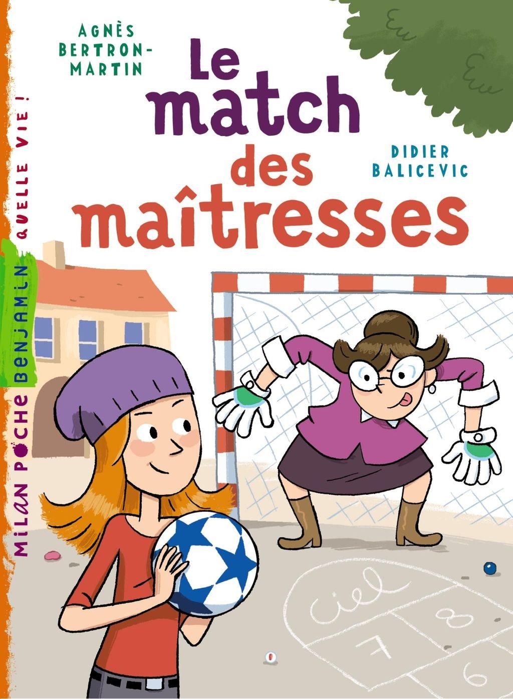 Couverture de «Le match des maîtresses»