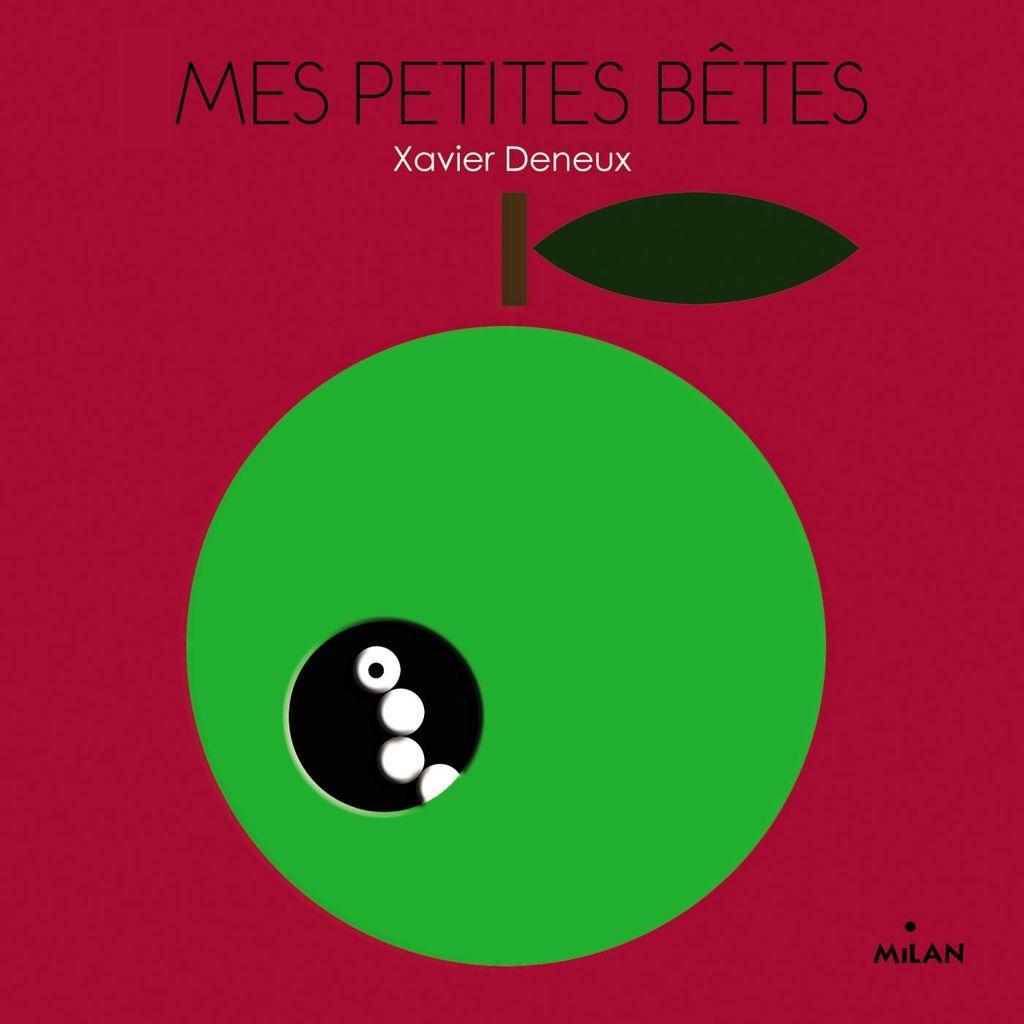 «Mes p'tites bêtes» cover