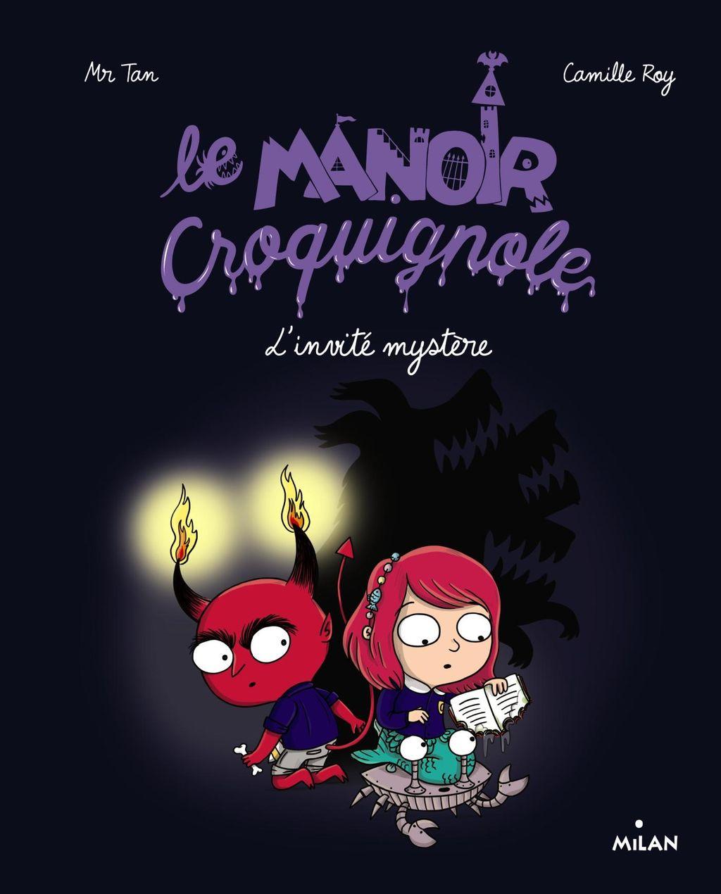 «L'invité mystère» cover