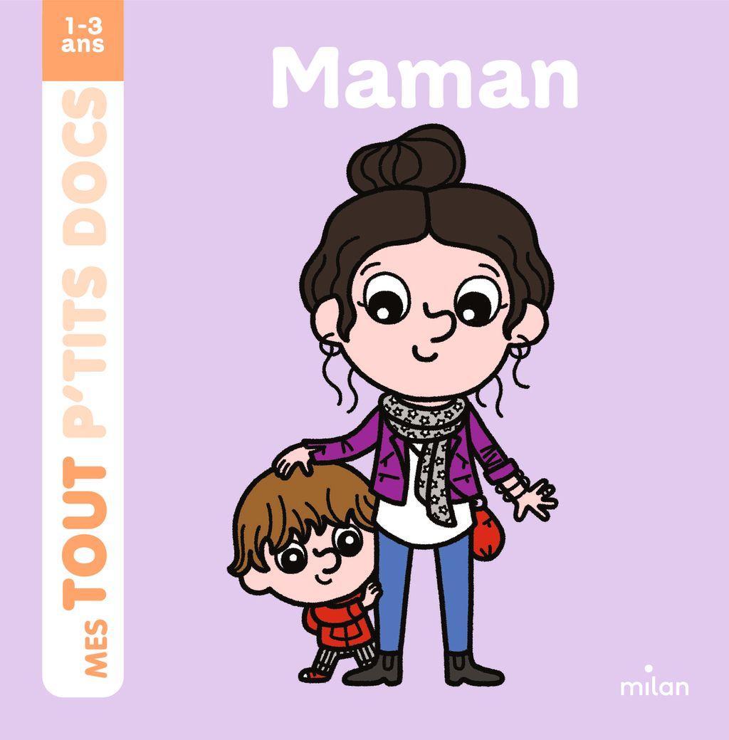 «Maman» cover