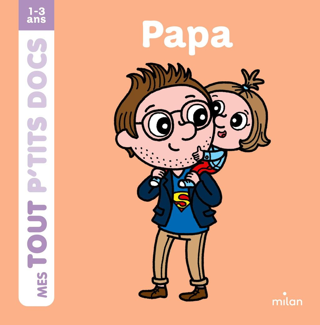Couverture de «Papa»