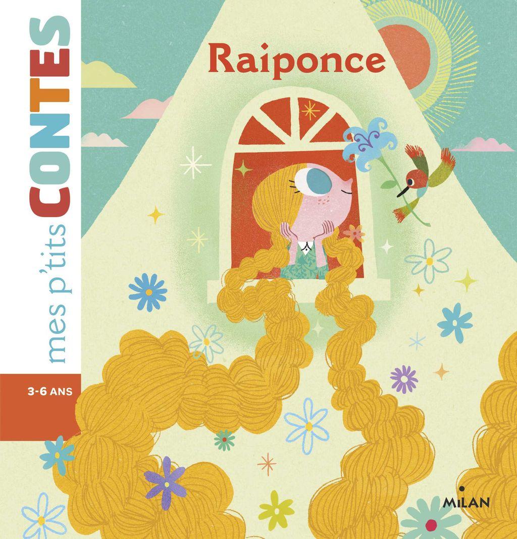 «Raiponce» cover