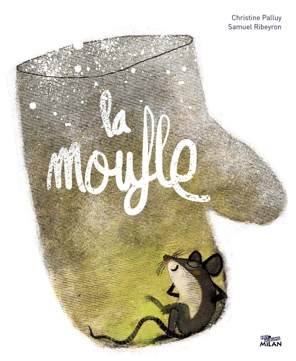 «La moufle» cover