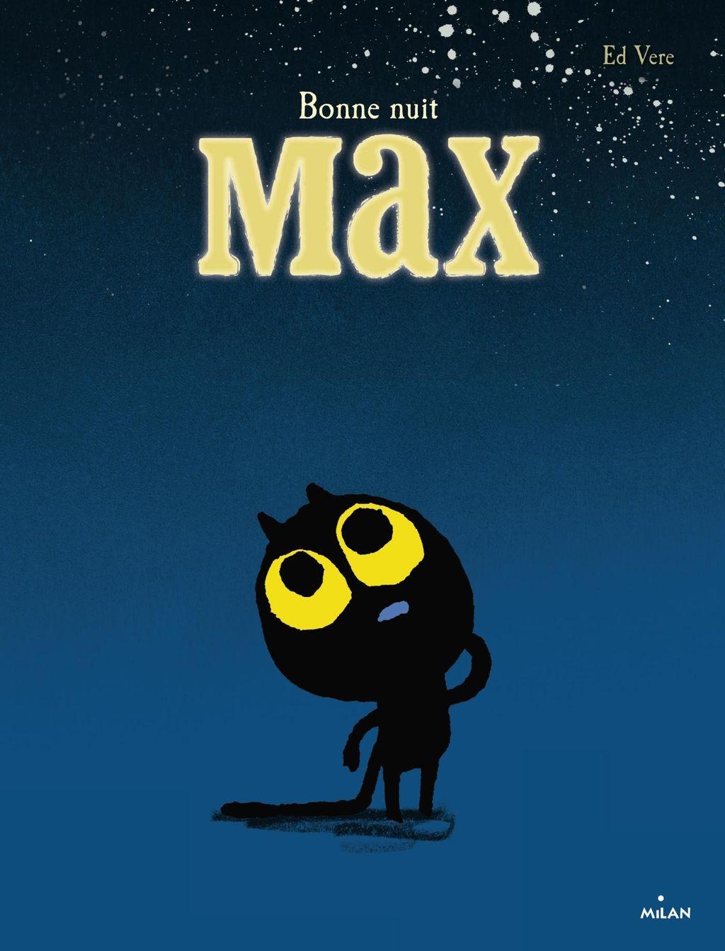 Couverture de «Bonne nuit Max»