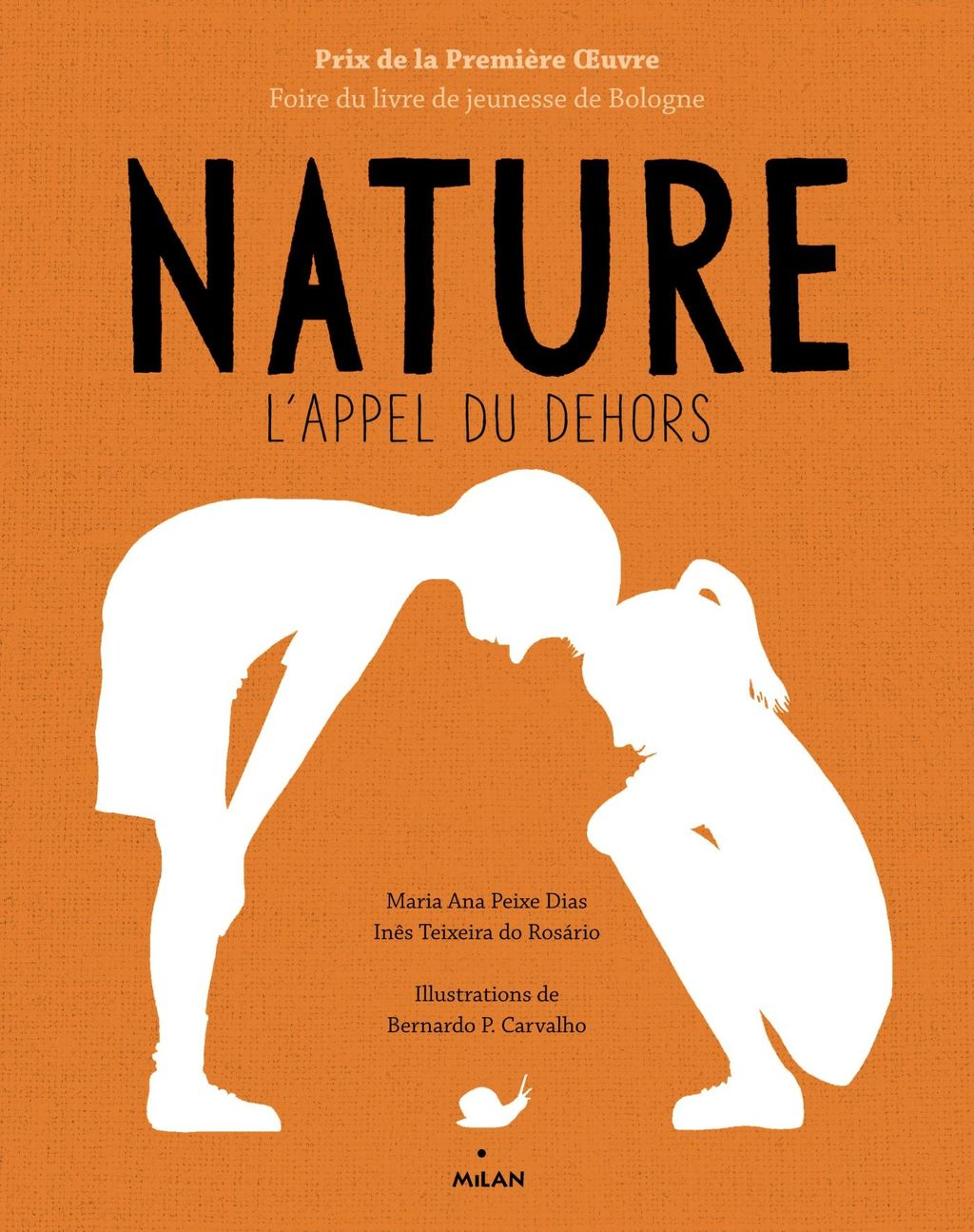 Couverture de « Nature »