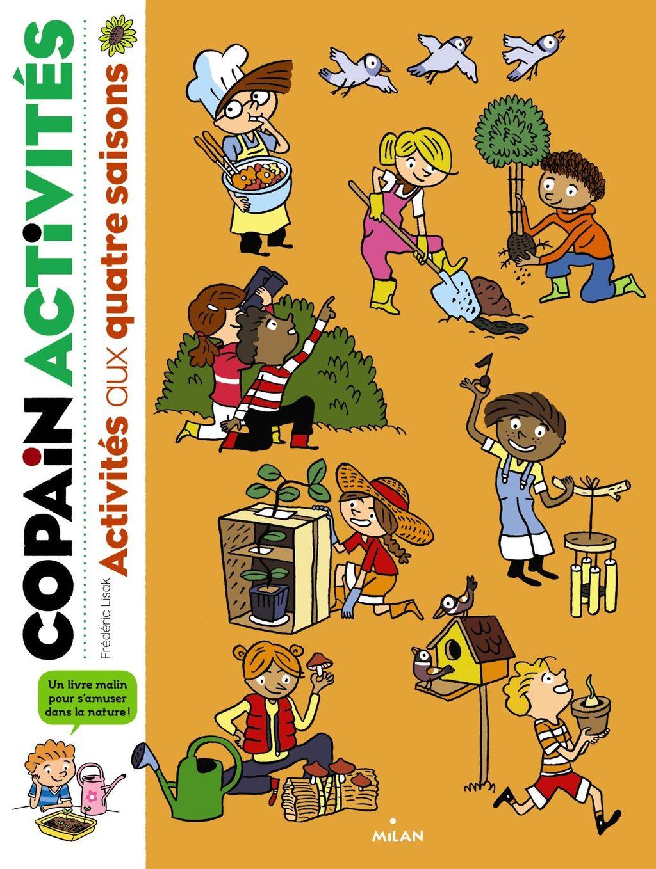 Couverture de «Copain – Activités aux 4 saisons»