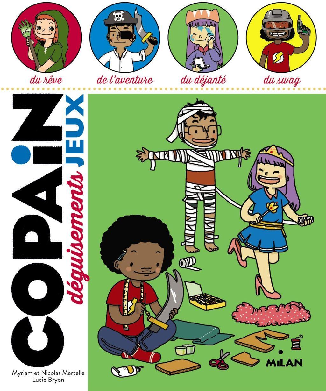 «Copain – Déguisements» cover