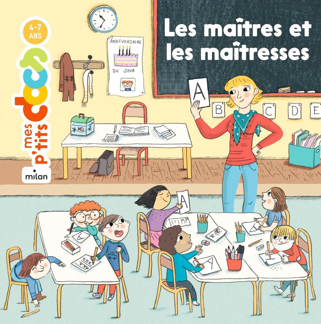 Couverture de «Les maîtres et les maîtresses»