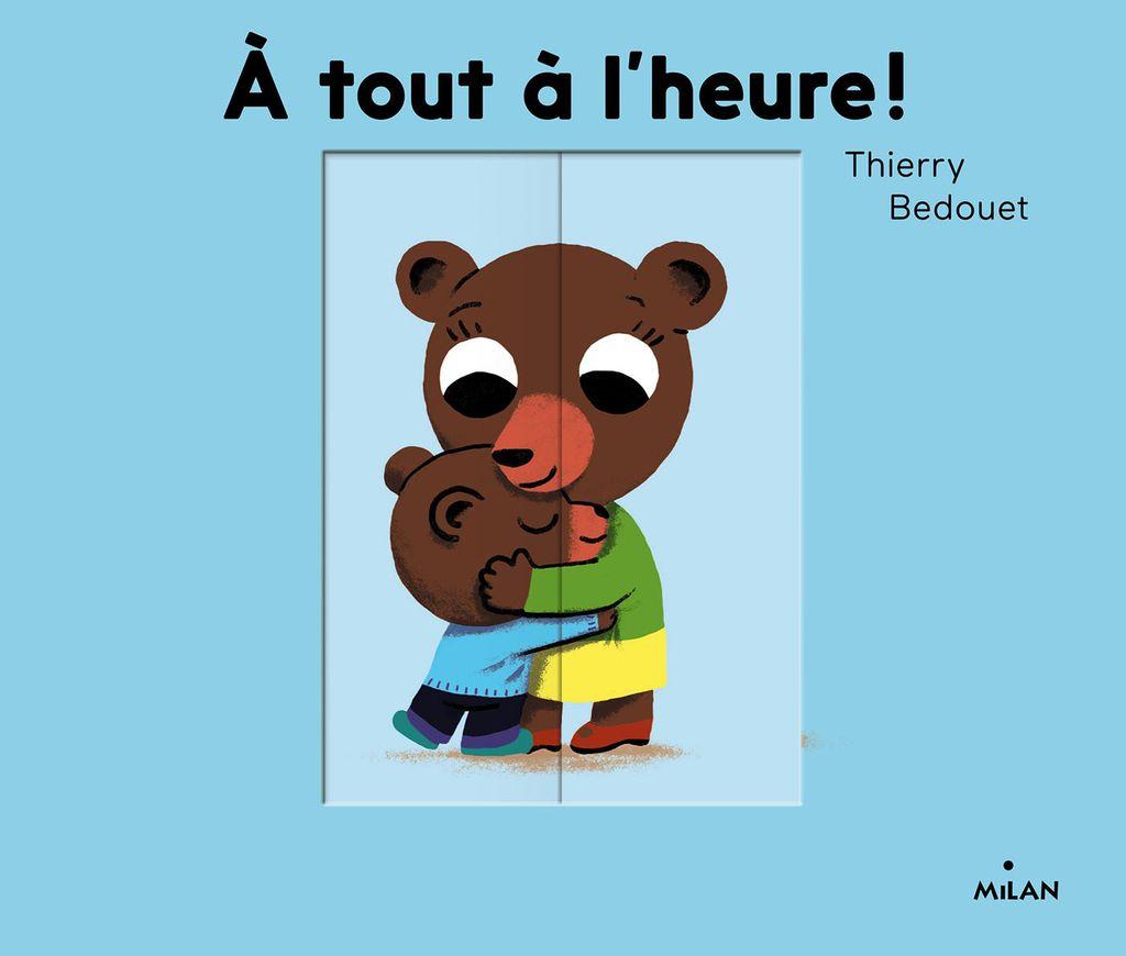 «Les Minousses – À tout à l'heure !» cover