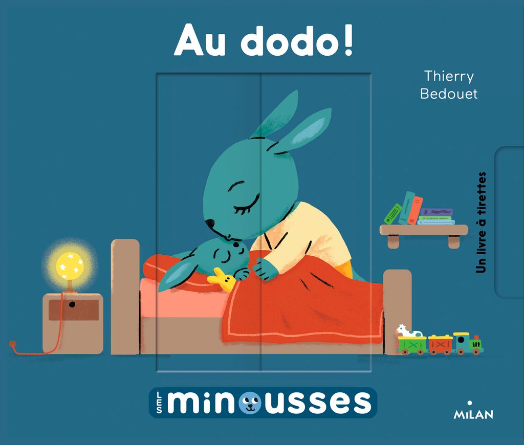 «Les Minousses – Au dodo !» cover