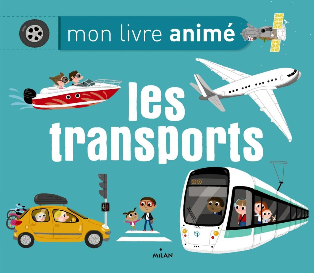 «Les transports» cover