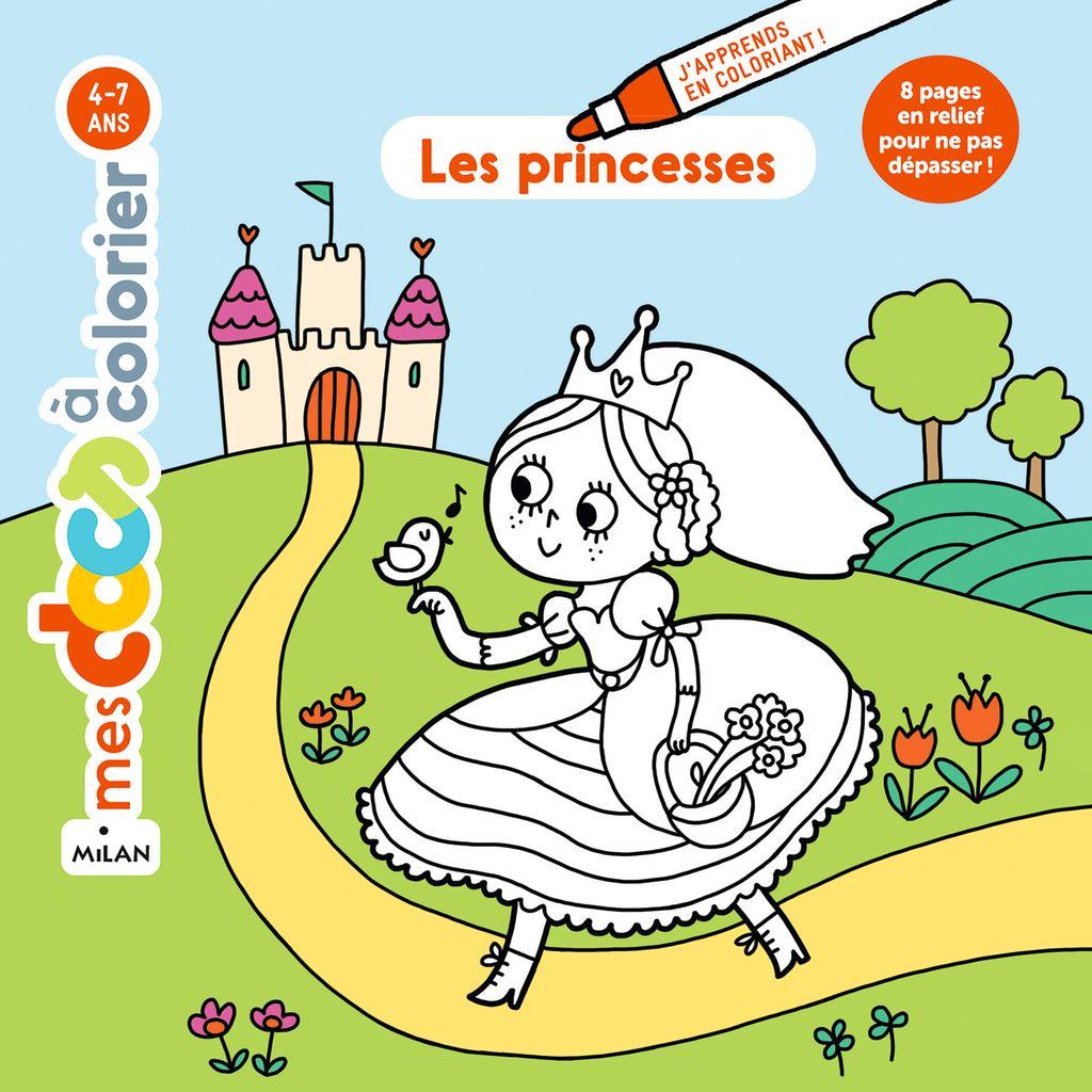 Couverture de «Les princesses»
