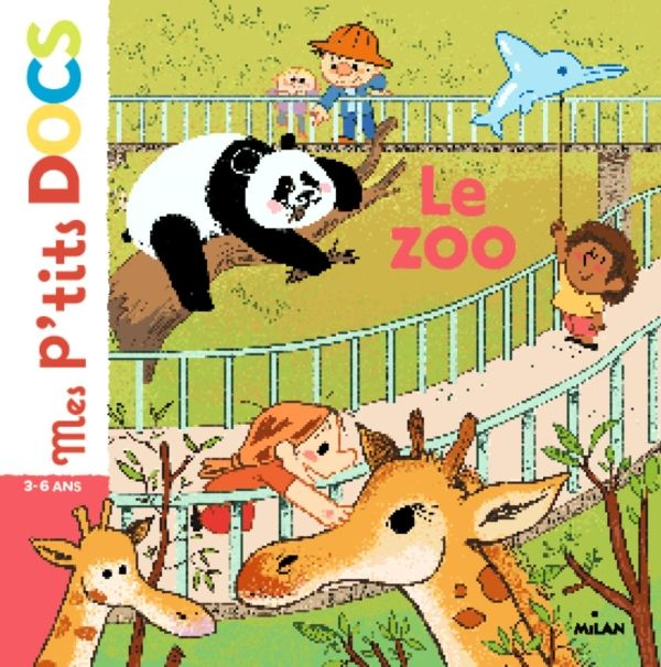 Couverture de «Le zoo»