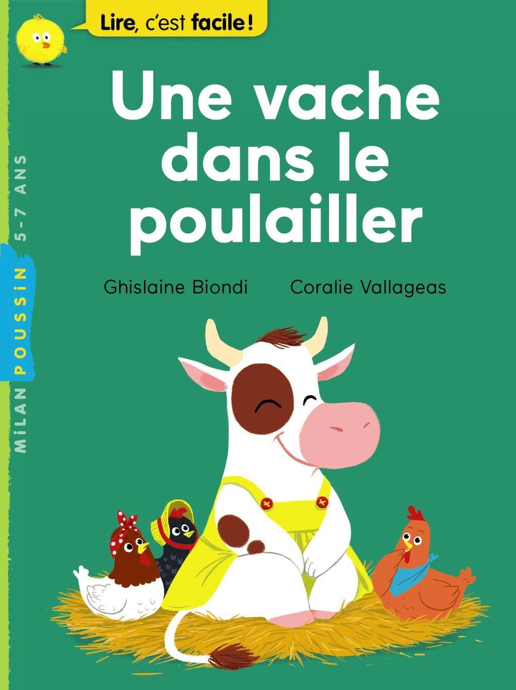 «Une vache dans le poulailler» cover