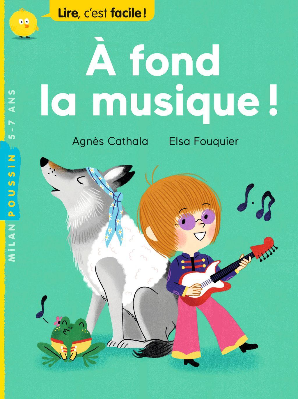 «À fond la musique !» cover