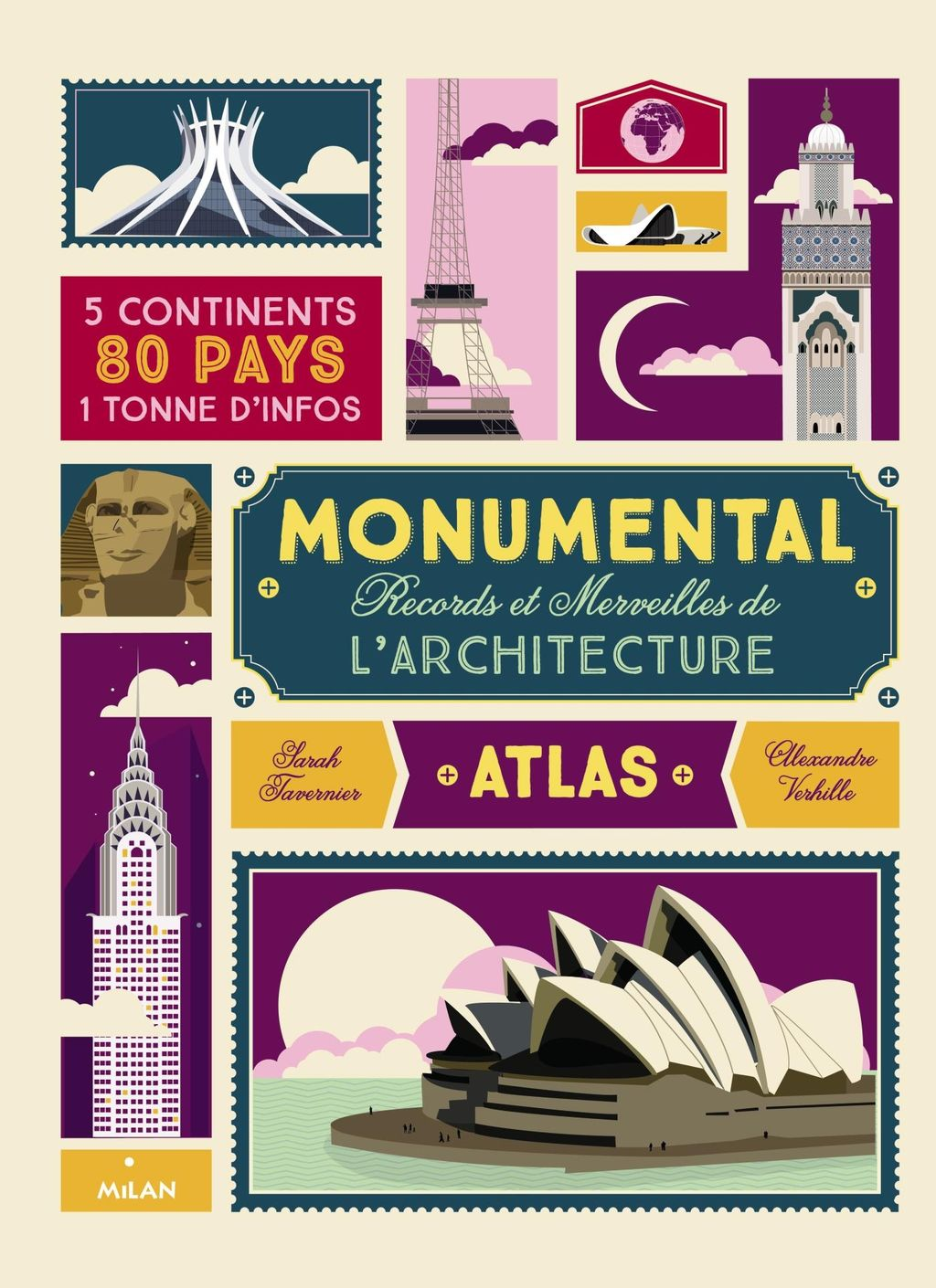 «Monumental» cover