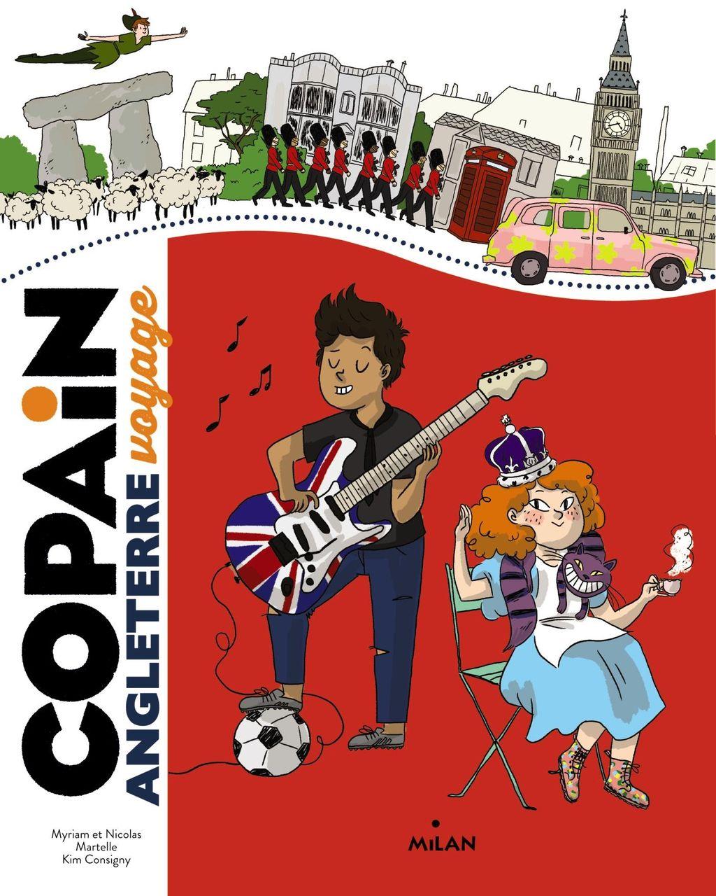 Couverture de «Copain – L'Angleterre»