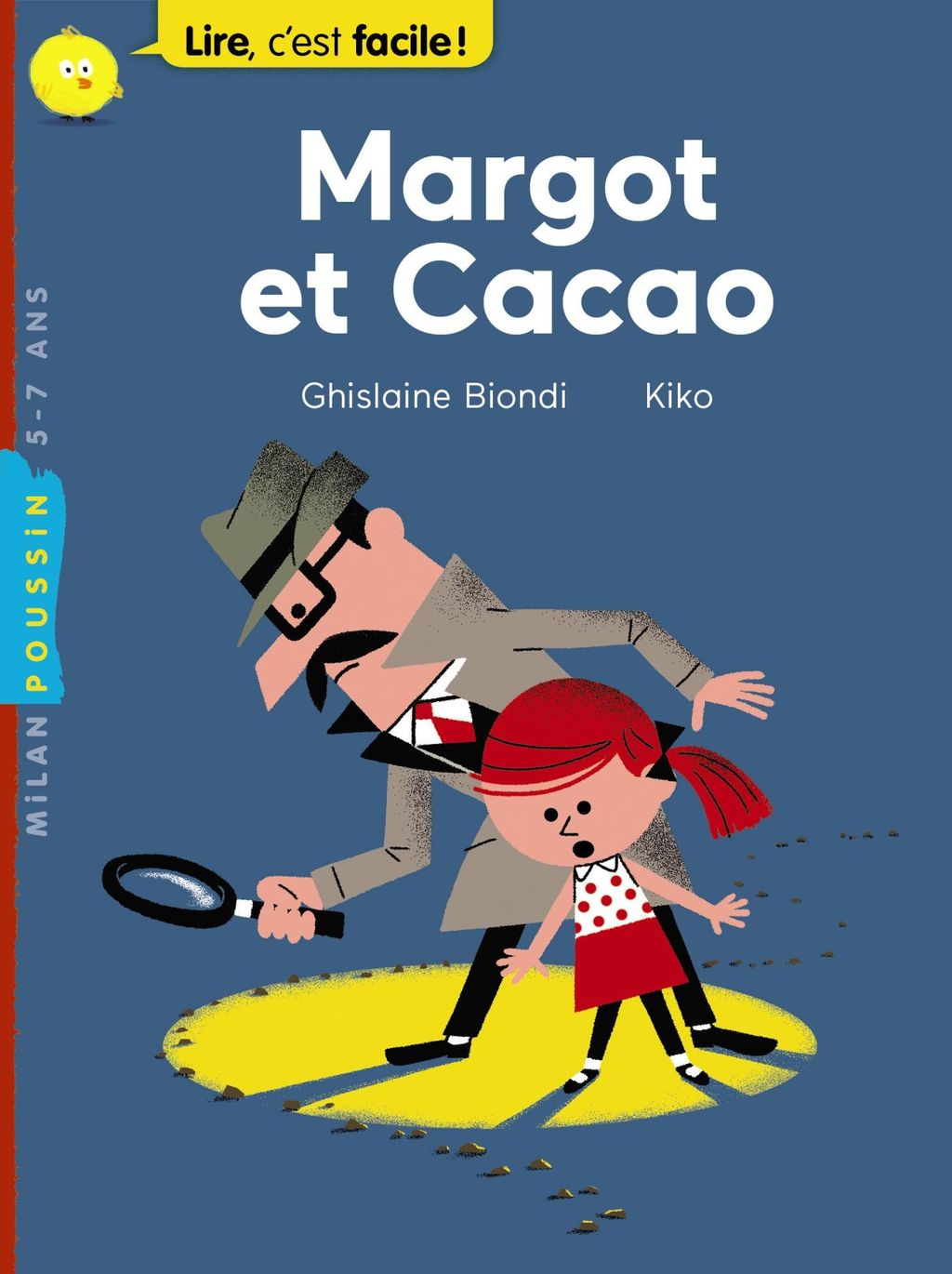 « Margot et cacao » cover