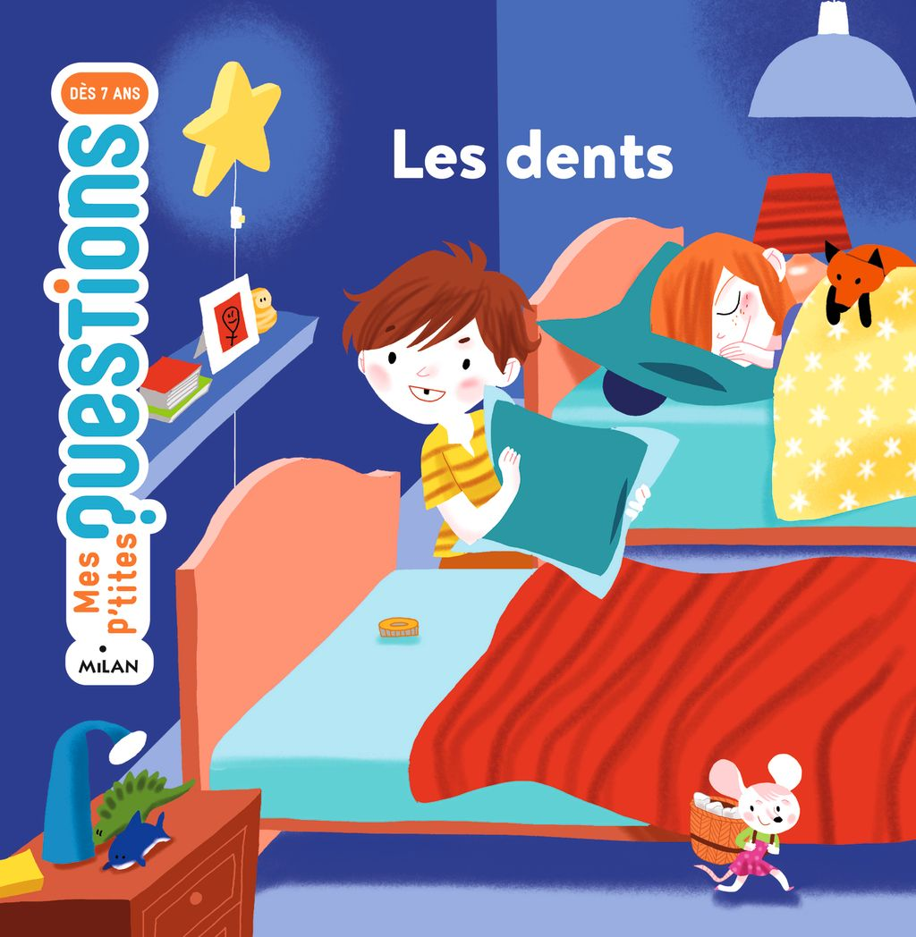 « Les dents » cover