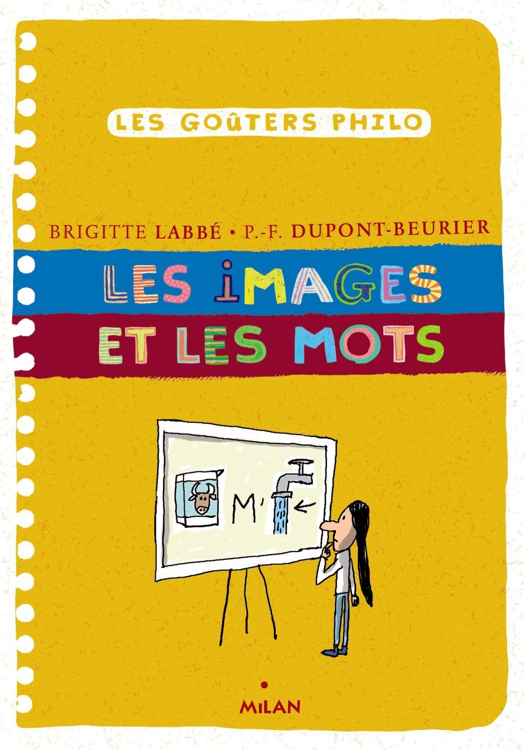Couverture de «Les images et les mots»
