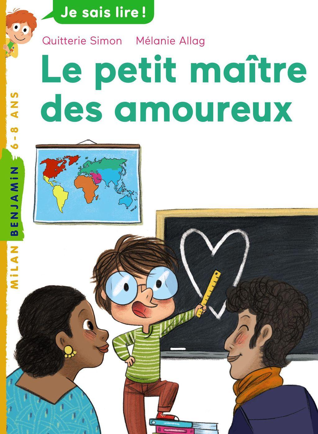 «Le petit maître des amoureux» cover