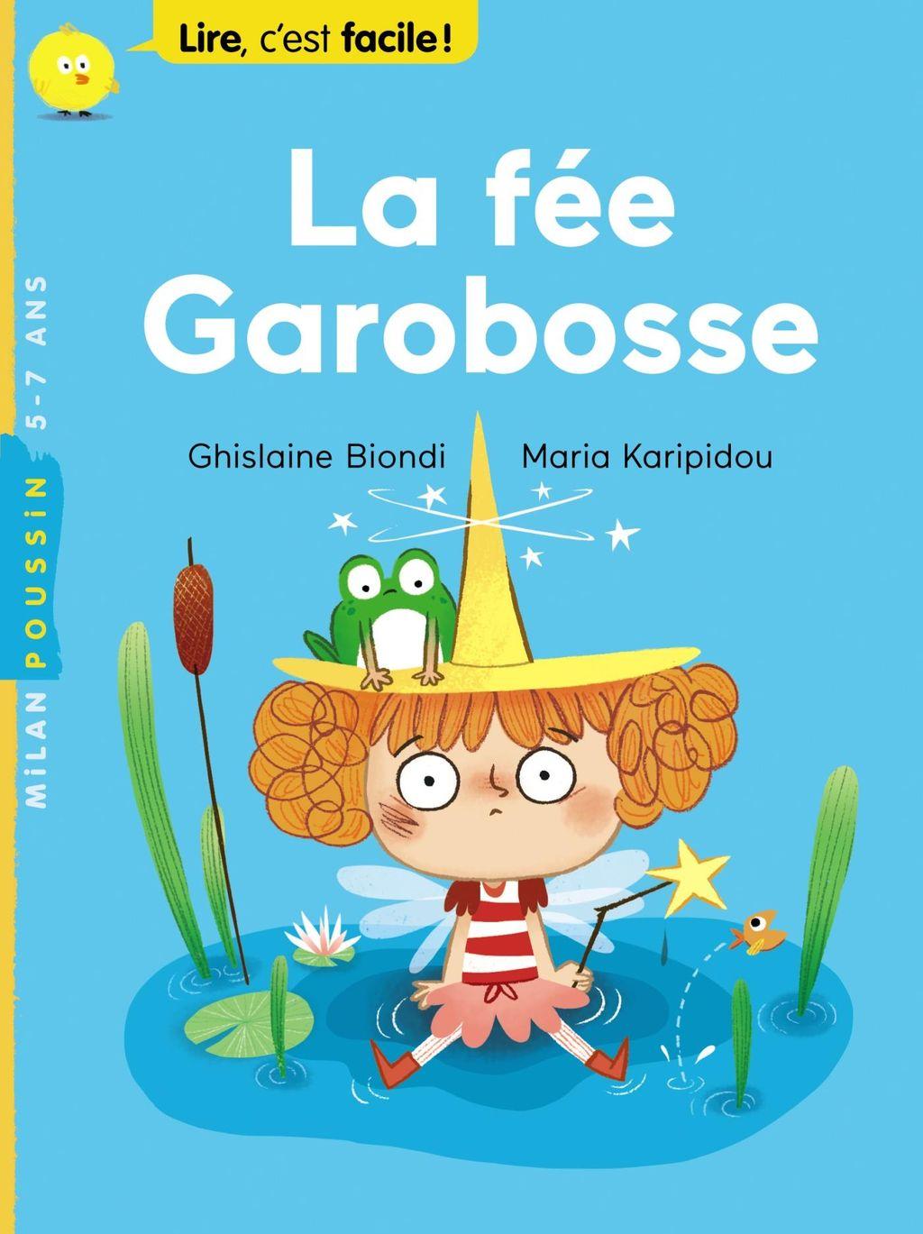 «La fée Garobosse» cover