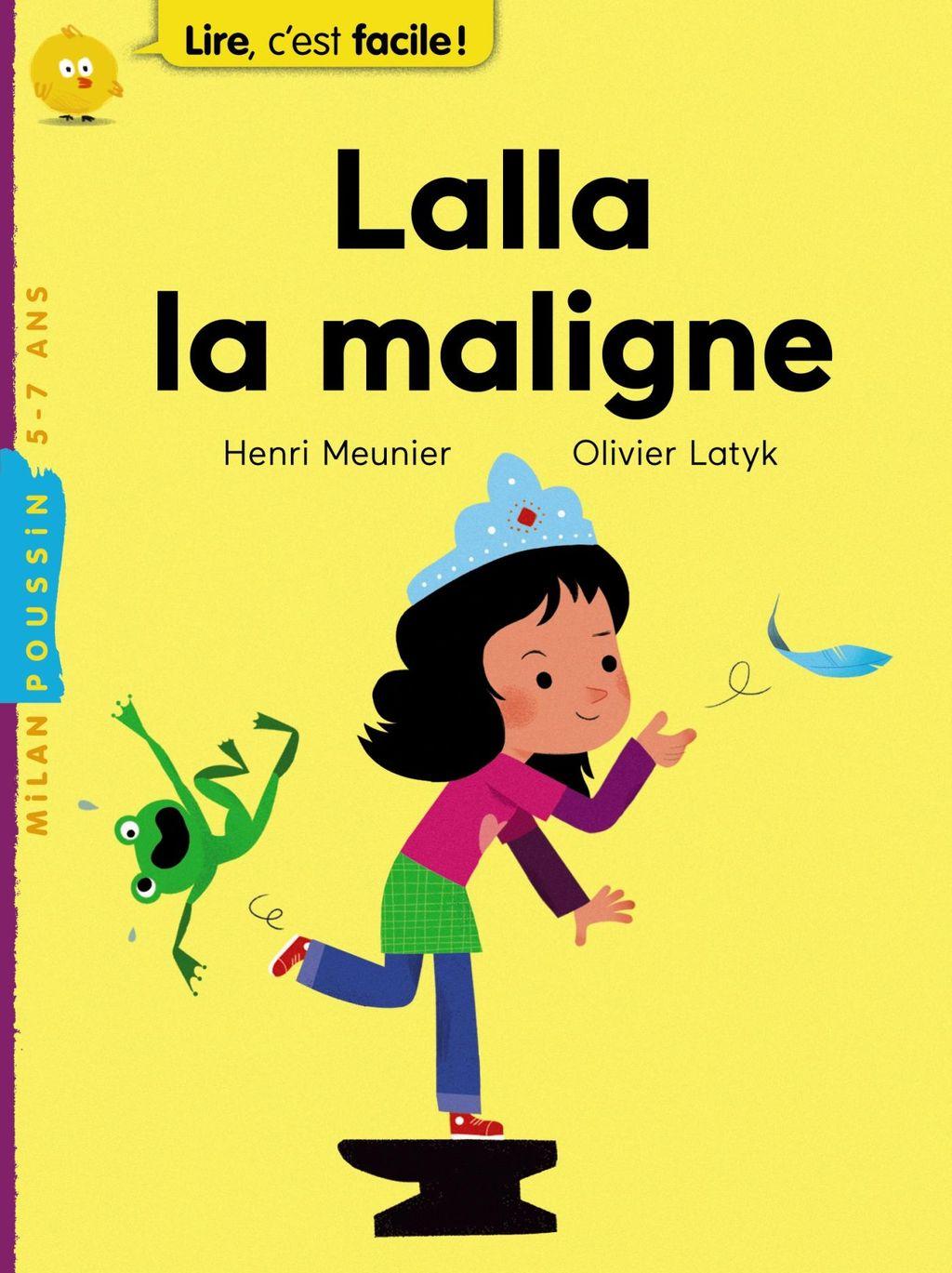 «Lalla la maligne» cover