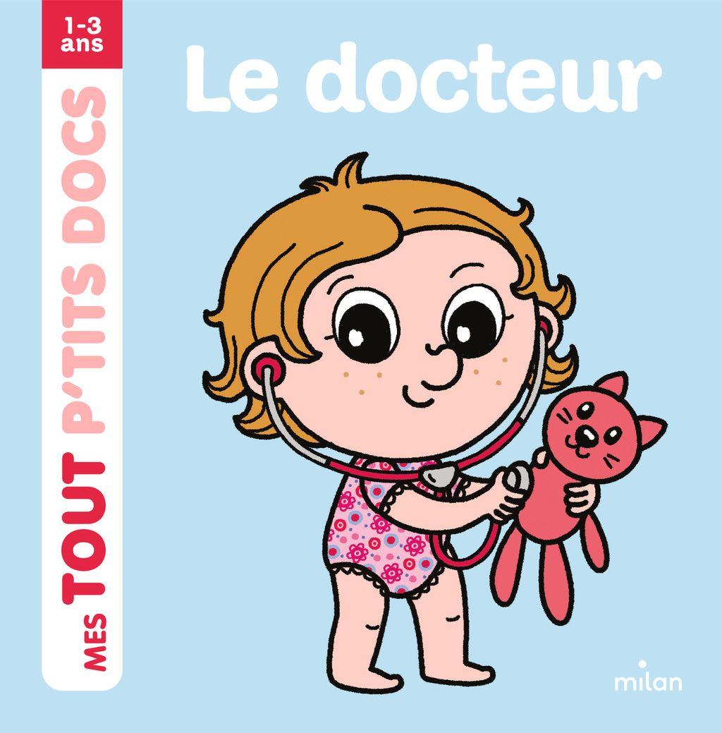 «Le docteur» cover