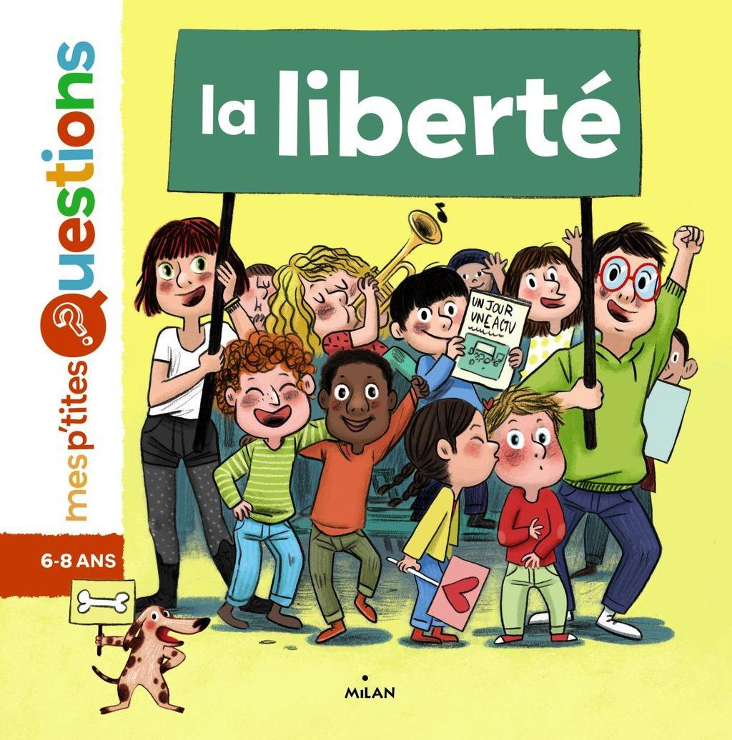Couverture de «La liberté»