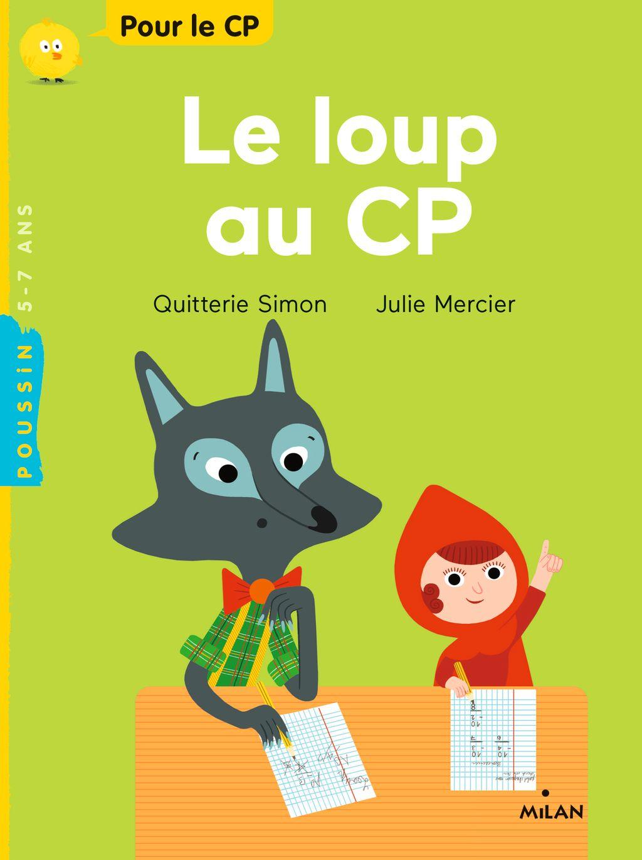 «Le loup au CP» cover