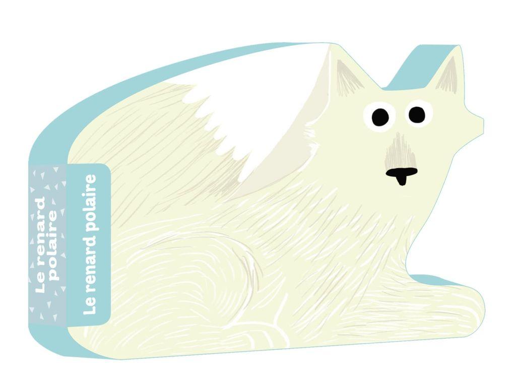 «Le renard polaire» cover