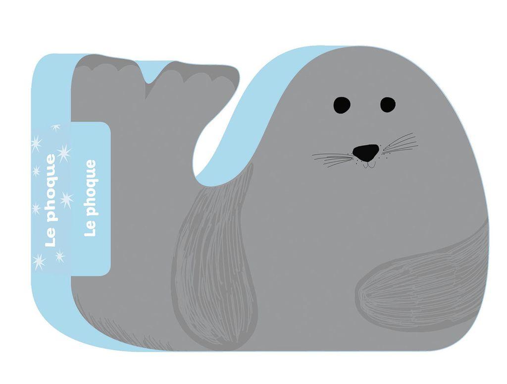 Couverture de «Le phoque»