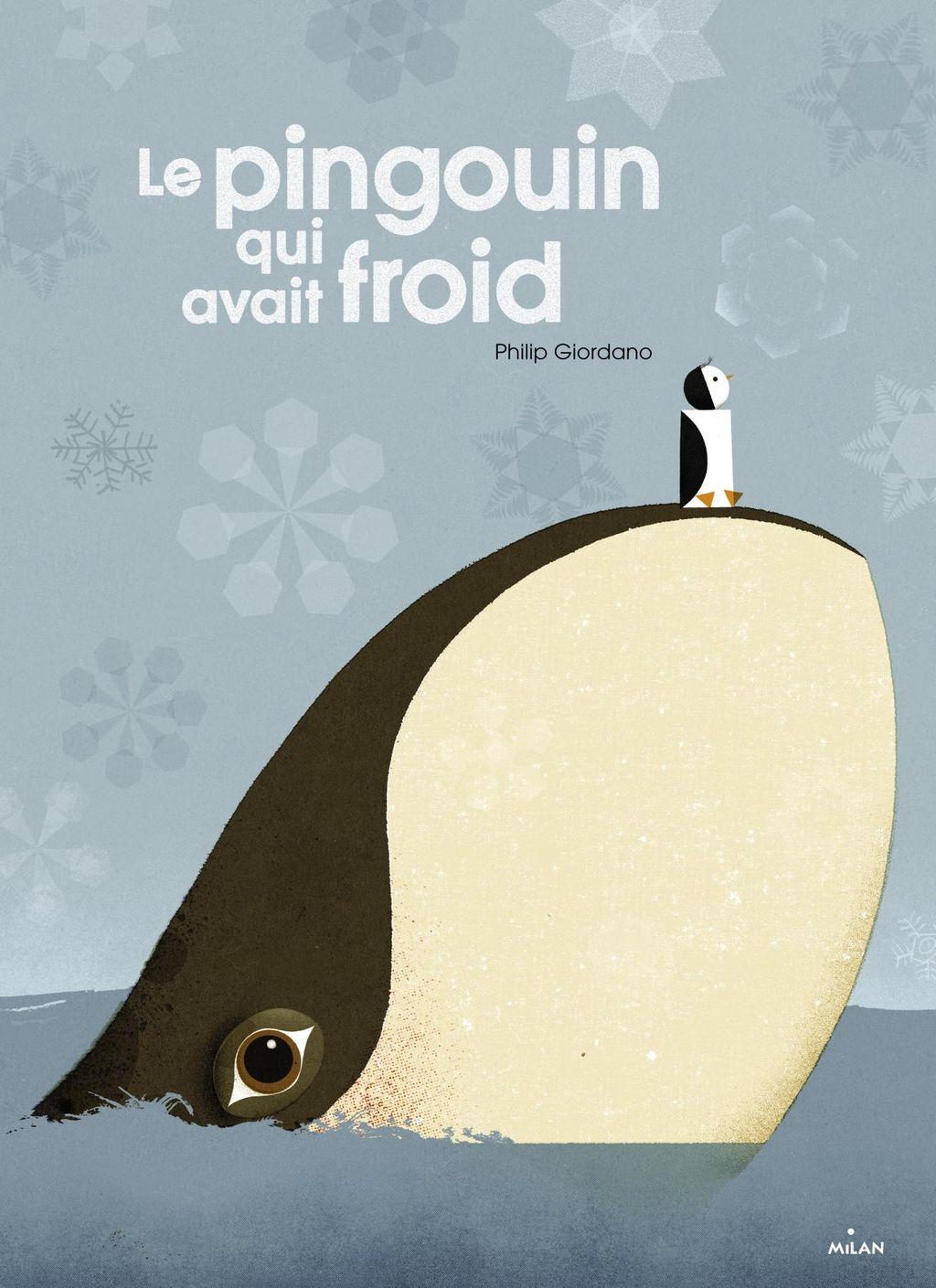 Couverture de «Le pingouin qui avait froid»