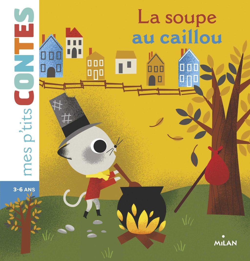 «La soupe au caillou» cover
