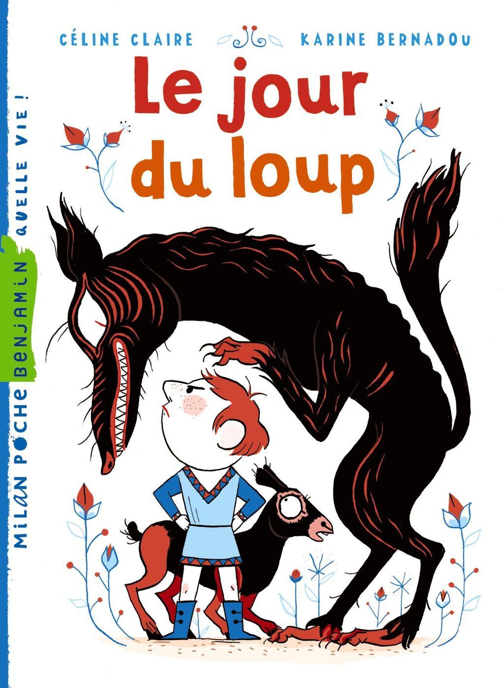 «Le jour du loup» cover