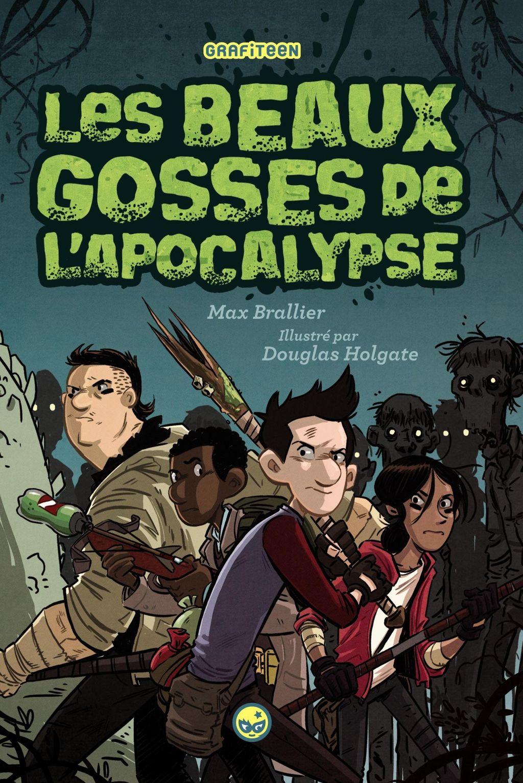 Couverture de «LES BEAUX GOSSES DE L'APOCALYPSE»