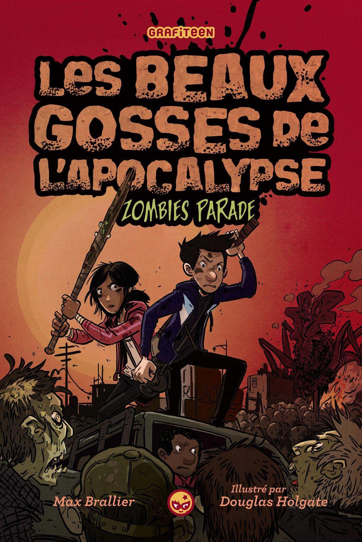 Couverture de «Zombies parade»