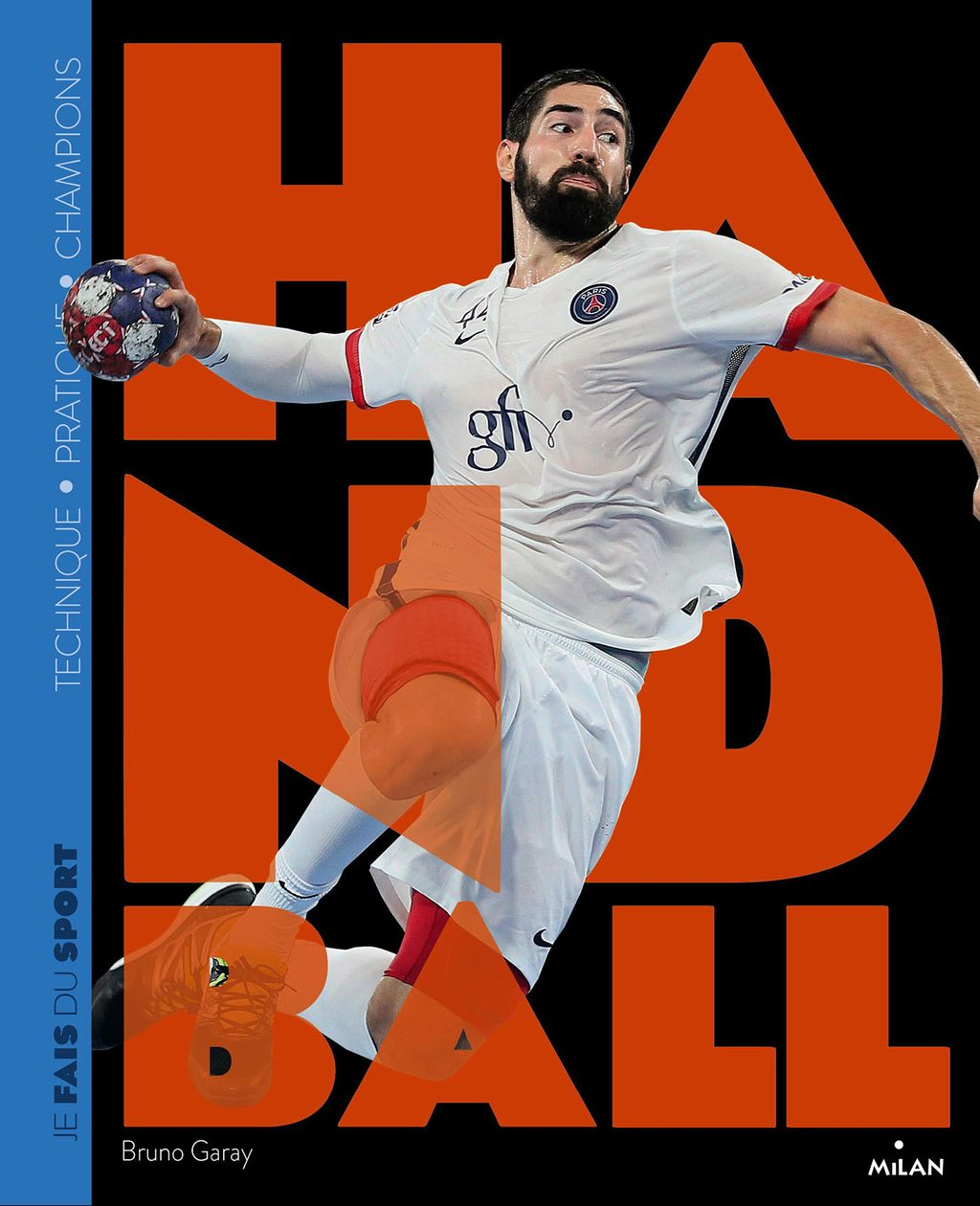 Couverture de « Handball »