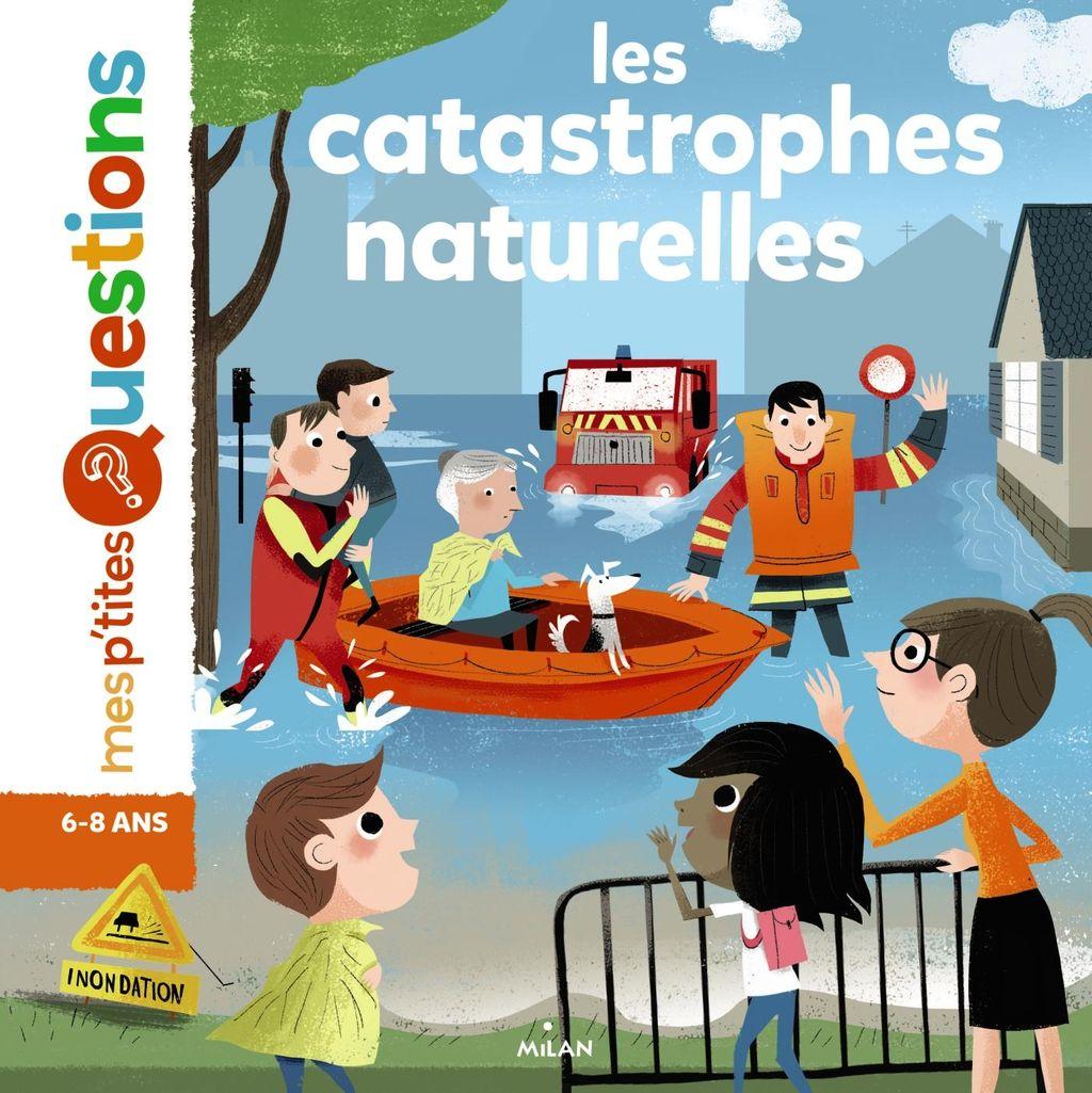 Couverture de «Les catastrophes naturelles»