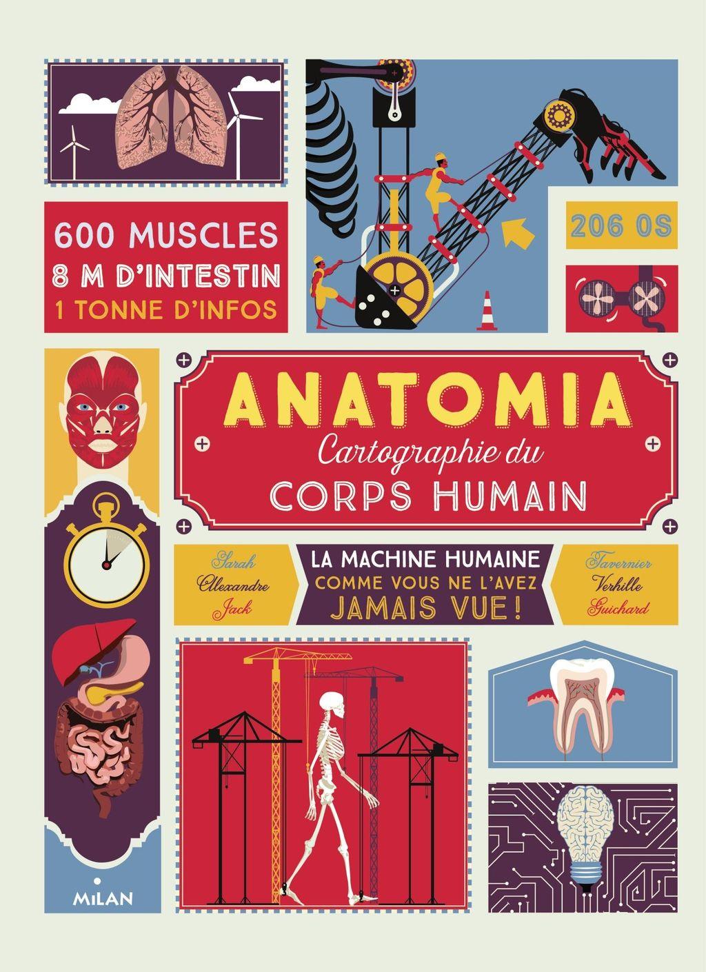 Couverture de «Anatomia»